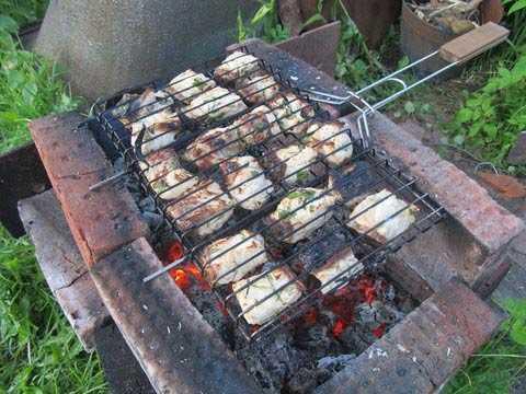Как приготовить шашлык из сома