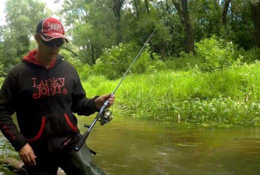 Почему запрещена рыбалка во время нереста на спиннинг ?