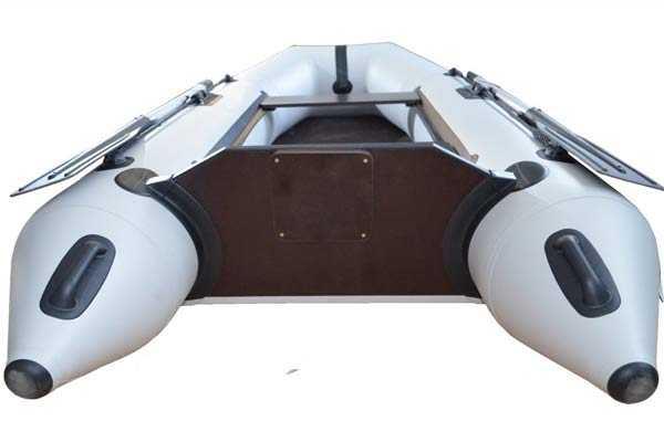 транец лодки пвх из фанеры