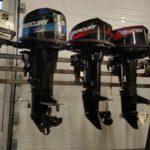 5 лучших лодочных моторов мощностью до 10 л.с.