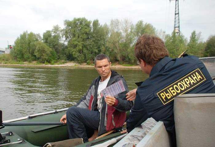Поправки в закон РФ о любительской рыбалке