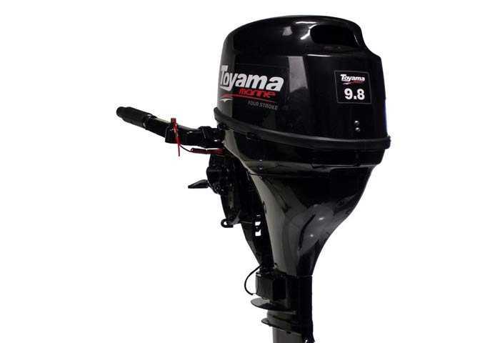мотор toyama 9.8 четырехтактный