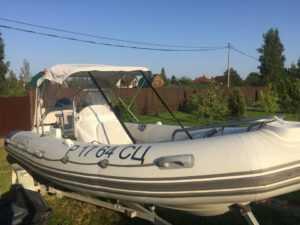 Украдена лодка