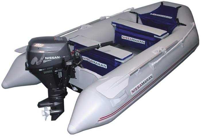 Дарим лодку Nissamaran 360