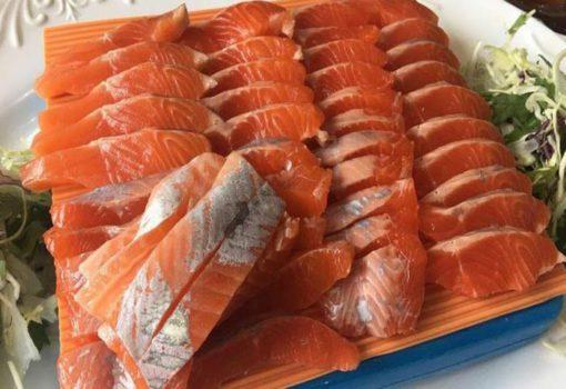 красная рыба рецепт засолки