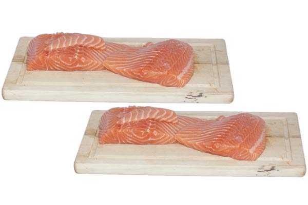 засолить красную рыбу быстро