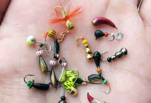Лучшие мормышки для ловли в бесклевье