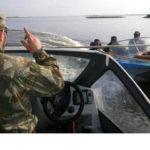Видео от инспектора о ловле и количестве рыбы