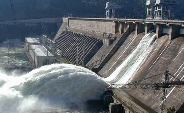 На Волге хотят построить новую ГЭС