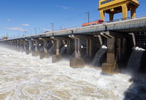 График сброса воды на Волжской Гэс 2021. Половодье